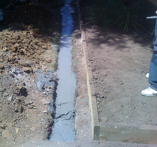 Installation Of Tree Root Barriers